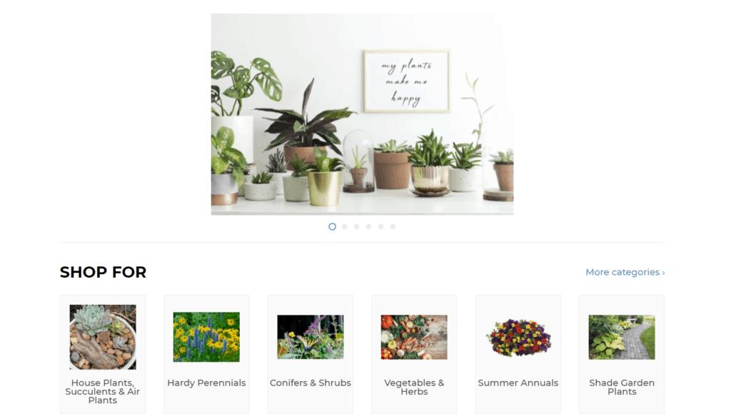 Full Bloom Nursery Store