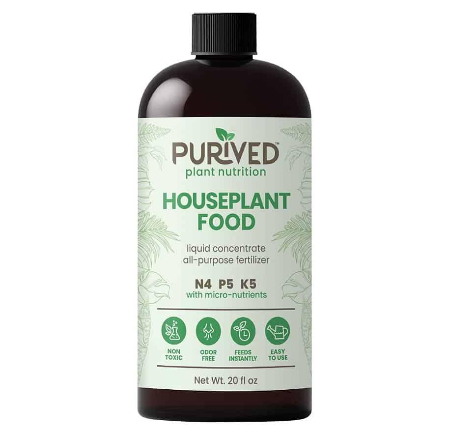Purived Liquid Fertilizer