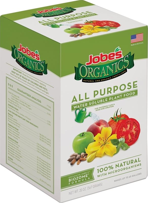jobes organic soil