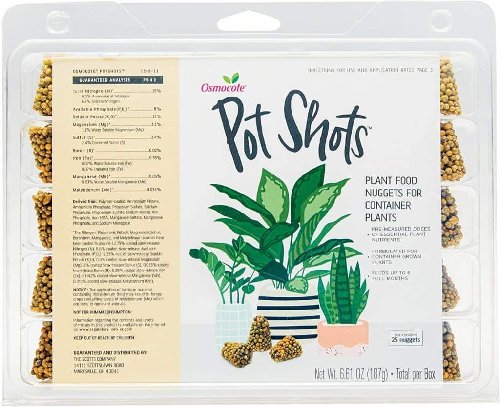 pot shots