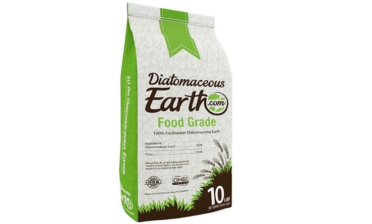 DiatomaceousEarth Food