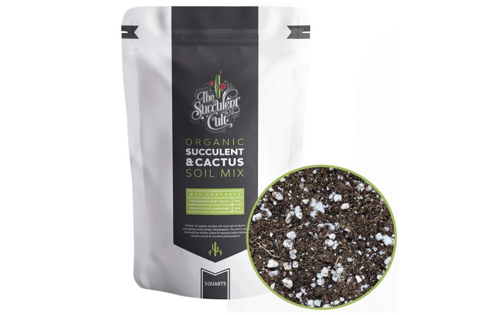 Organic Soil Mix